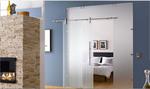 модернистични  интериорни врати