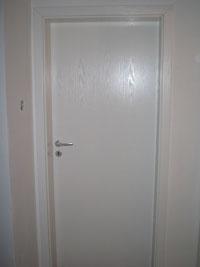 Интериорна гладка врата тип Крафт Мастер