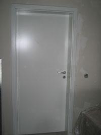 Интериорни лакирани врати