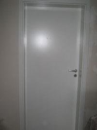 Интериорна врата тип лакирана