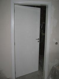 Лакирана интериорна врата