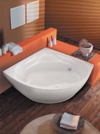 Ъглови хидромасажни вани