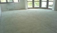 Изграждане на замазки за пода