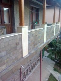 Облицоване на външни каменни фасади
