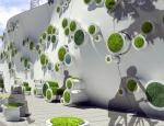 Проектиране на външни вертикални градини