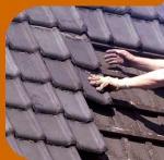 Поправяне на плоски покриви
