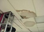 Бърз ремонт на течащи покриви