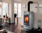 Луксозна печка на дърва - 10 kW