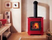 Печка на дърва - 8.8 kW