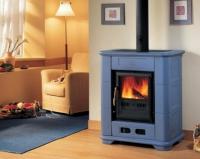 Луксозна печка на дърва - 12.8 kW