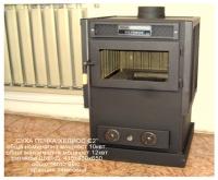 Печка на дърва и екобрикети