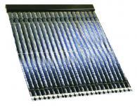Слънчеви колектори с 30 броя вакуумни тръби