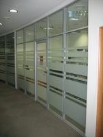 стени стъклени преградни 613-3246