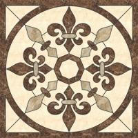 Квадратни каменни пана - Бордо А -