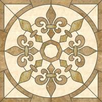 Луксозен орнамент за подове - Бордо Е -