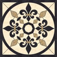 Орнамент от естествен камък - Бордо G