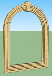 Арки и сводове за прозорци по поръчка