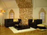 Дизайнерски интериорни апликации за таван и стени