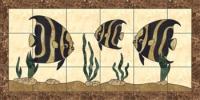 Каменни пана за подове - Фиш