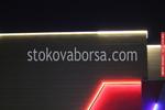 Луксозно фасадно неоново осветление