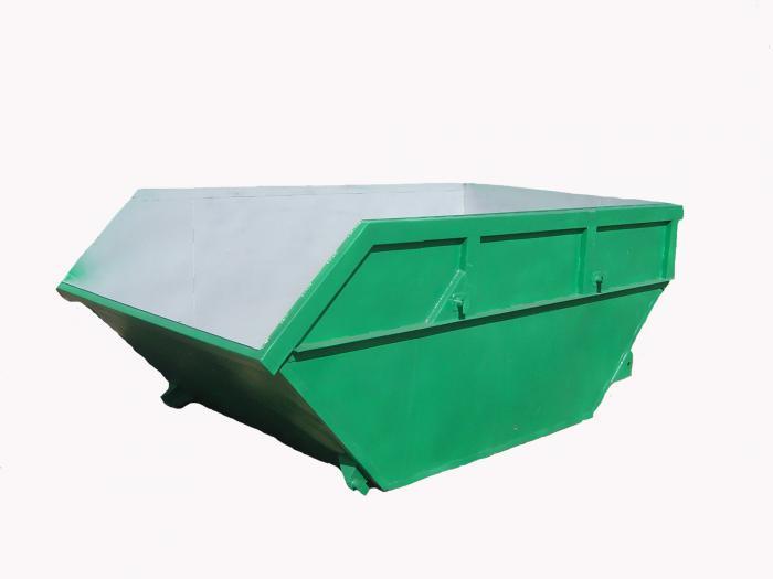 Метални контейнери