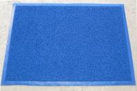 Изтривалка без лого в светло синьо