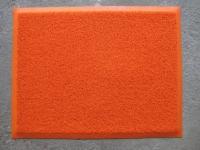 Изтривалка без лого в оранжево