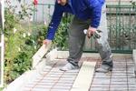 изпълнение на шлайфан бетон