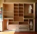 гардеробна стая по поръчка 293-2656