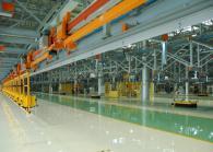 Индустриални подове по индивидуална поръчка