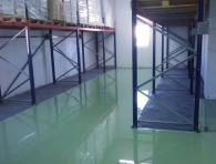 Индустриални подови настилки