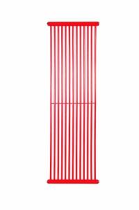 Червен радиатор