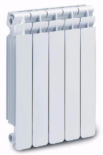 Алуминиев радиатор KALDO H 500/166W