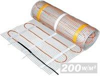 Професионално подово отопление 200W/m2 - 0.5mx10m