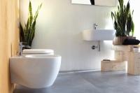 Комплект за баня от Италия биде и тоалетна чиния