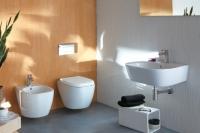 Италиански комплект за баня биде и мивка