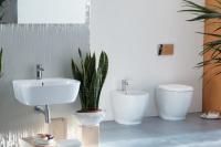 Луксозен комплект биде, мивка и тоалетна чиния