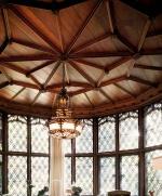 дърворезба на таван 109-3597