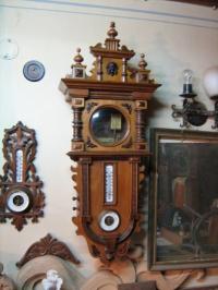 Реставрация на часовник, барометър и термометър