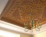 дърворезба върху тавани 56-3597