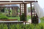 Изработване на градински луксозни беседки от дърво по поръчка