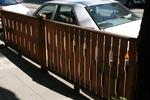 средно високи дървени огради по поръчка