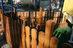 огради от дърво средно високи по поръчка