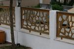 производство на дървени оградни пана за механи и кръчми