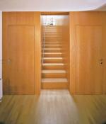 стълбище от дървен материал