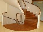 дървени стълбища по поръчка