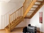 Проектиране и изграждане по поръчка на дървени стълби