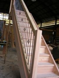 Интериорни стълбища по поръчка