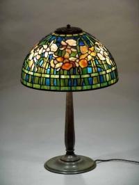 Дизайнерска витражна лампа
