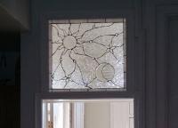 Дизайнерски витраж прозорец